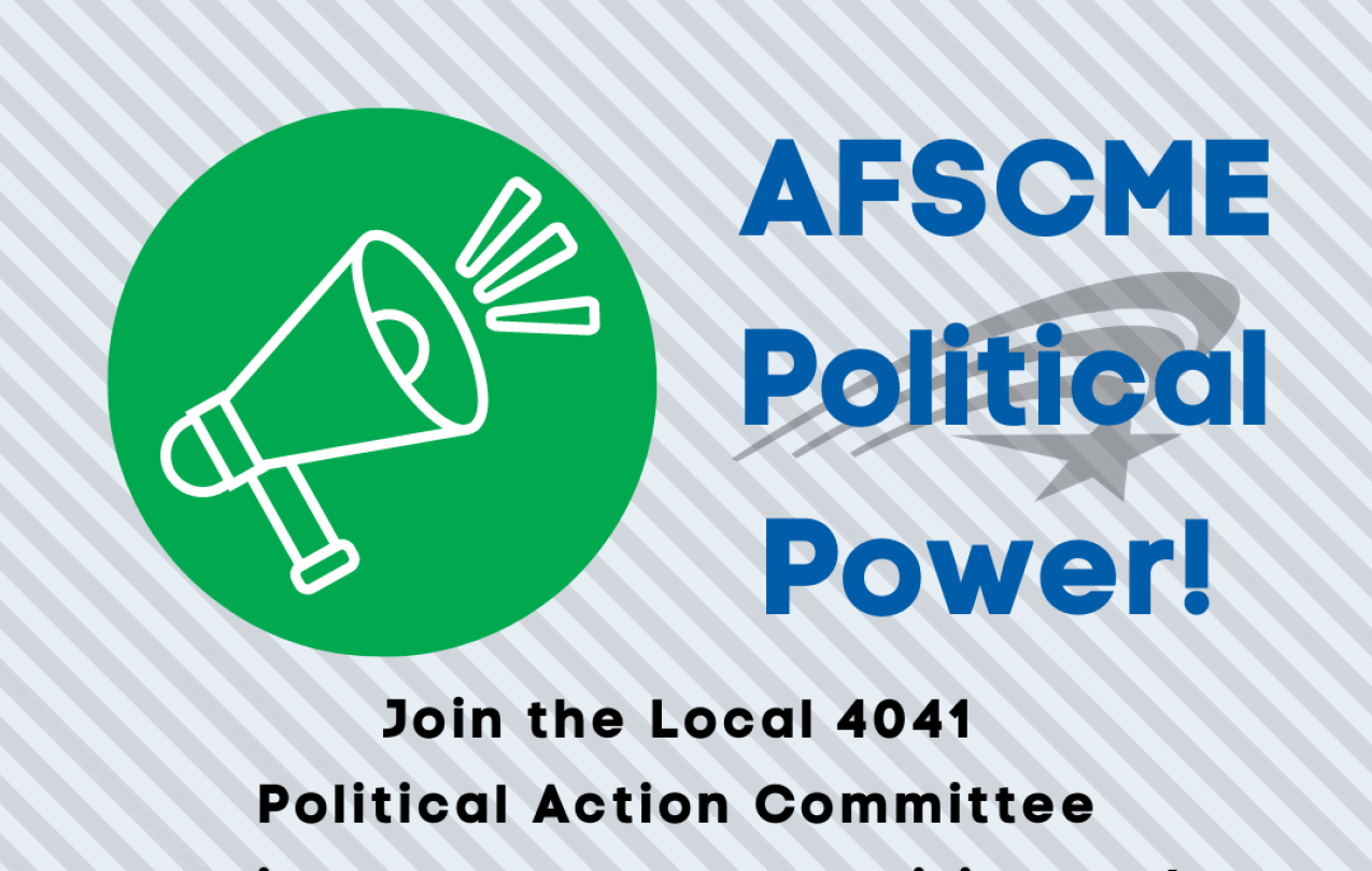 AFSCME Local 4041 political action committee