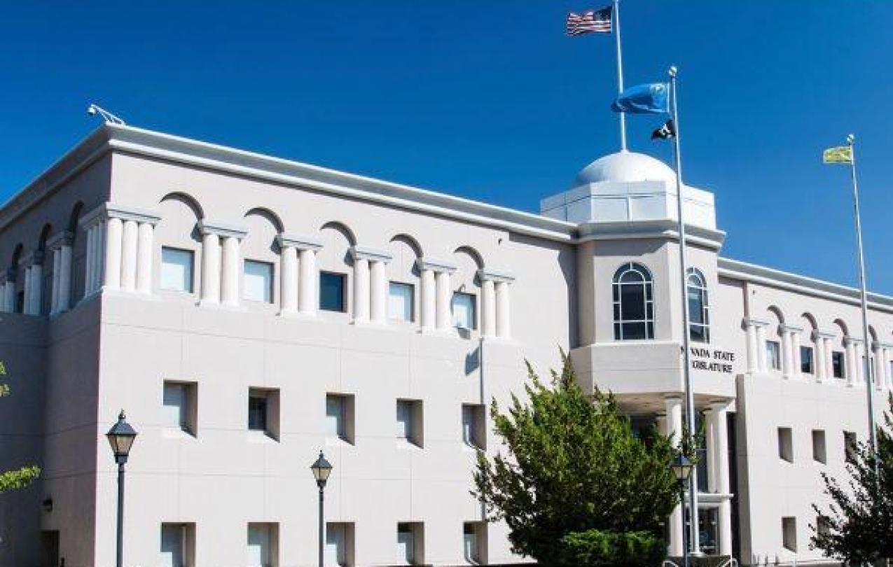 Nevada State Senate, Collective Bargaining, SB135, Legislature
