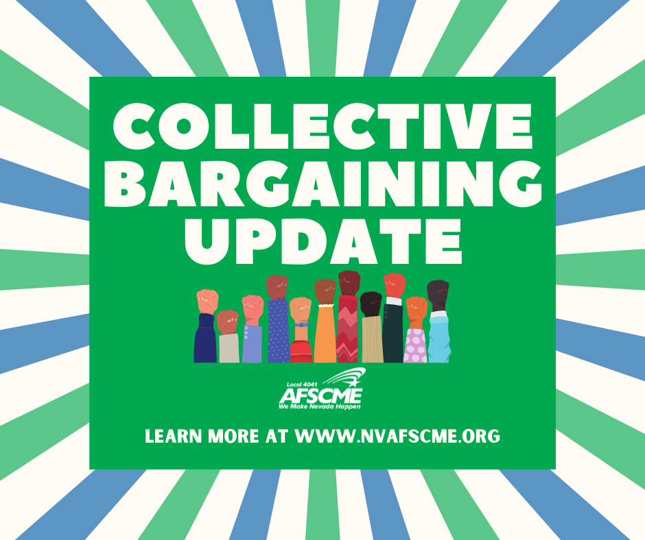 AFSCME Local 4041 Collective bargaining update