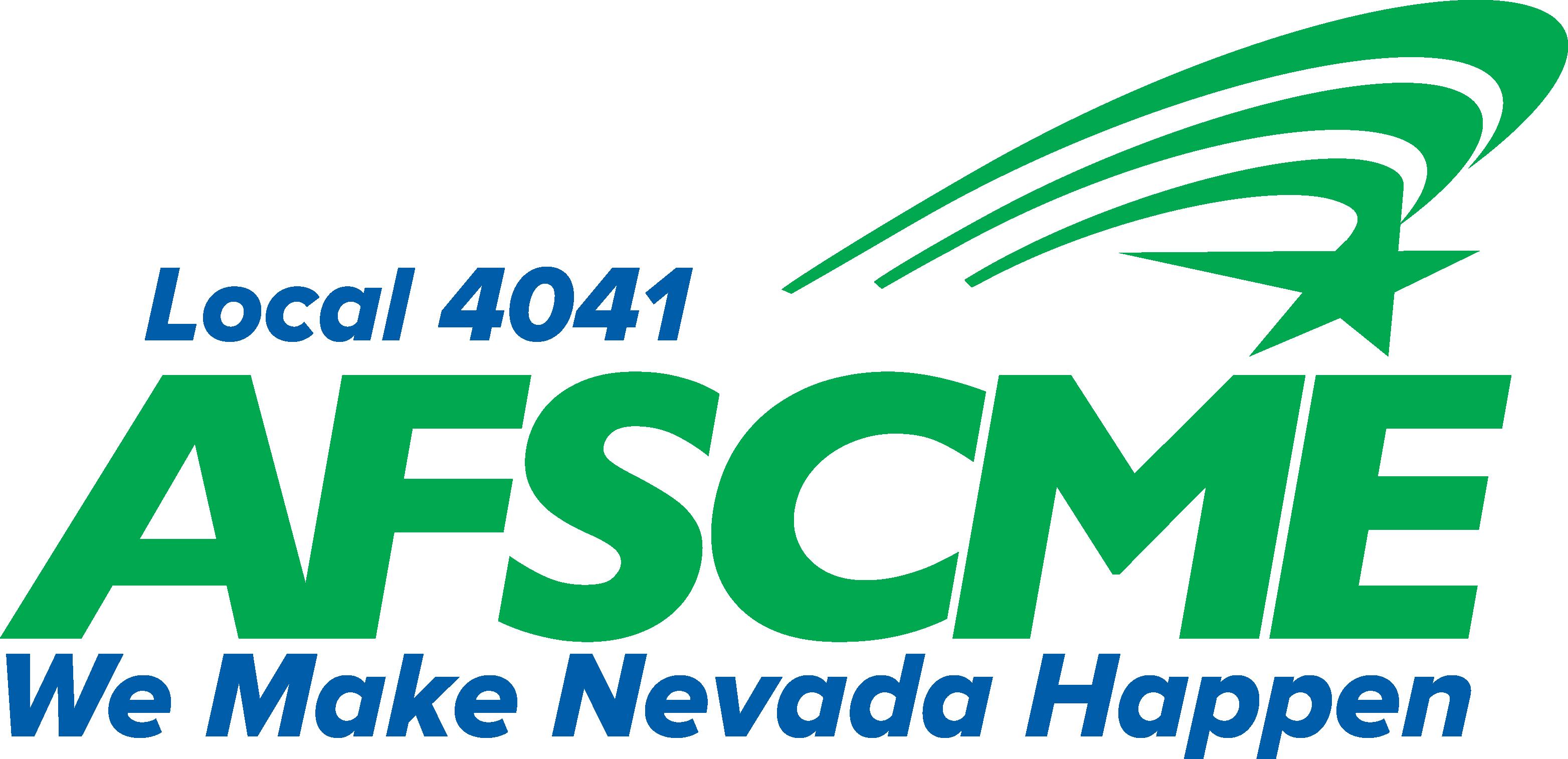 AFSCME Local 4041 Logo