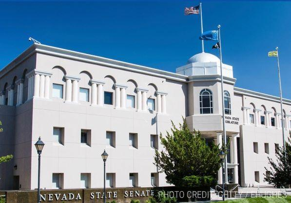 Nevada State Senate, Collective Bargaining, SB135, Legislature