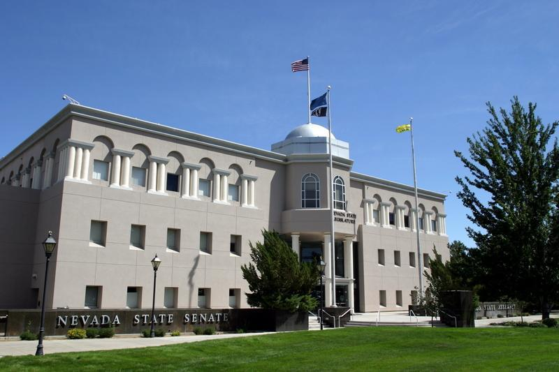 Nevada State Legislative Building, photo downloaded from https://www.leg.state.nv.us/General/AboutLeg/Maps/ on 6.12.20